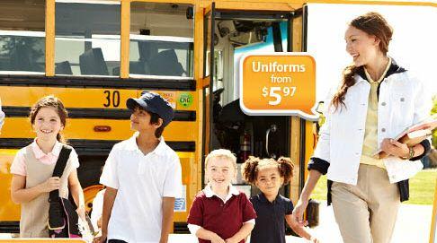 Walmart School Uniforms