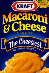 kraft Mac and Cheese Buy one get one free printable coupon