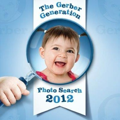 gerber just officially announced the gerber baby photo contest 2012
