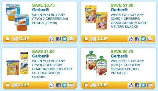 photo about Gerber Printable Coupons named Walmart on-line coupon codes child solutions : Low-cost cell deal