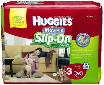 Huggies Slip-Ons Walgreens Deal