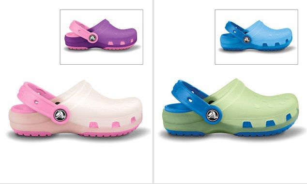 Crocs up to 60 off