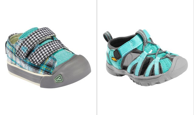 KEEN Kids shoes up to 60% off