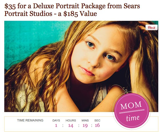 Sears Portrait Studios | Discount | Plum District Everywhere Deals
