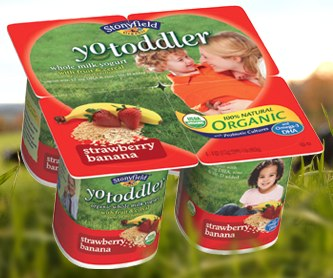 Stonyfield YoToddler printable coupon
