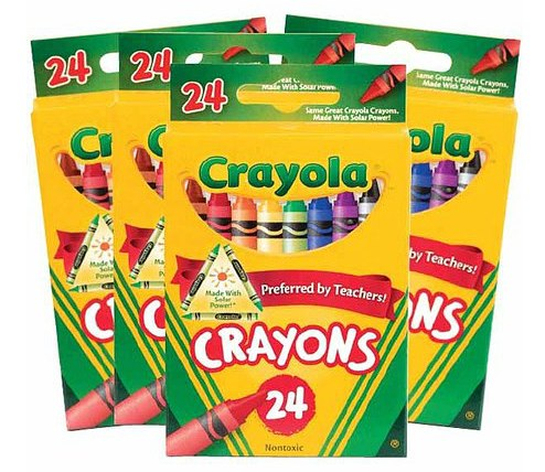 Toys R Us Crayola Crayons 4 for $1