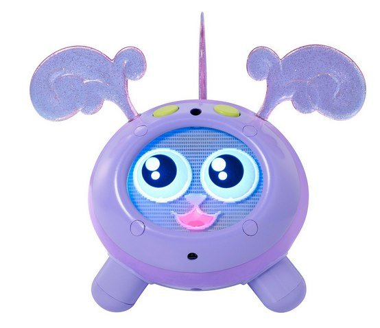 Fijit Friends Yippits Plooki Figure (Purple)_ Toys & Games