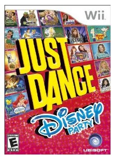 Just Dance Disney Party -1