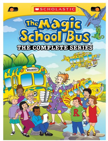 The Magic School Bus Complete Series