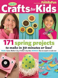 Craft Magazines For Kids Crafting