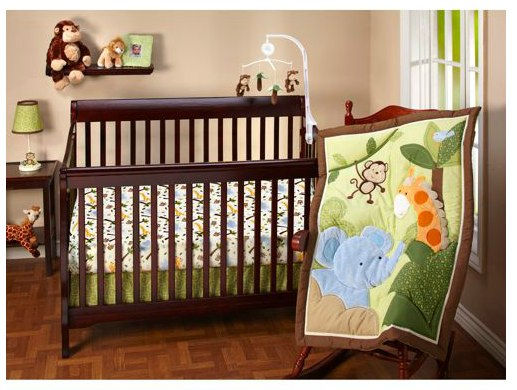walmart crib bedding sets on rollback prices as low as 87354
